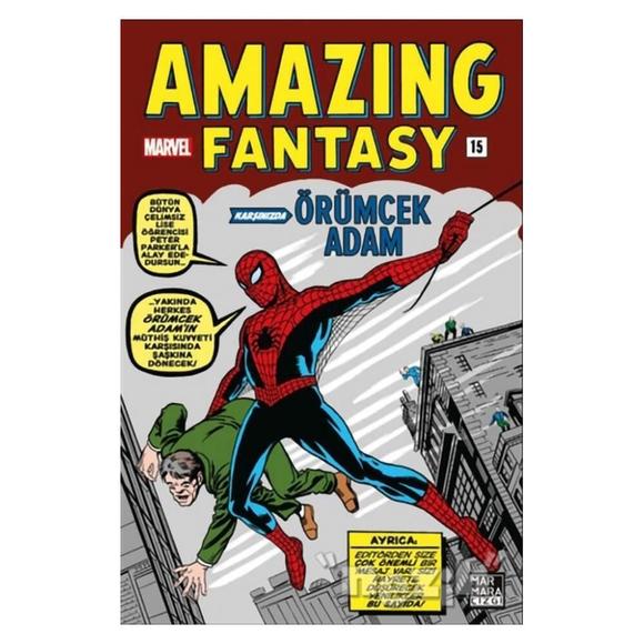 Amazing Fantasy 15. Fasikül