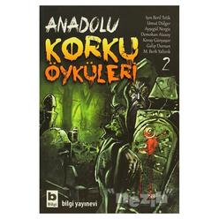 Anadolu Korku Öyküleri Cilt: 2 - Thumbnail