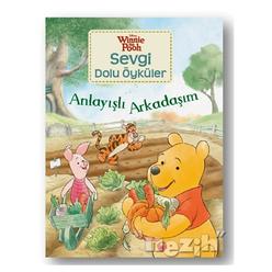 Anlayışlı Arkadaşım - Winnie The Pooh Sevgi Dolu Öyküler - Thumbnail