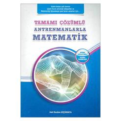 Antrenman Çözümlü Antrenmanlarla Matematik - Thumbnail