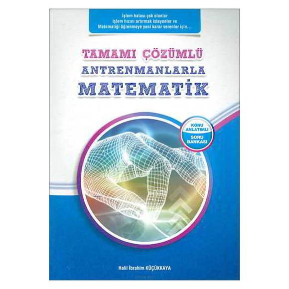 Antrenman Çözümlü Antrenmanlarla Matematik