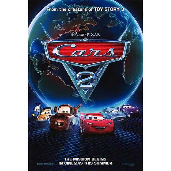 Arabalar 2 - DVD