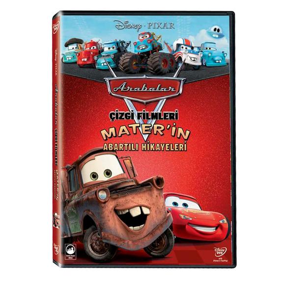 Arabalar Çizgi Filmleri: Mater'in Abartılı Hikayeleri - DVD