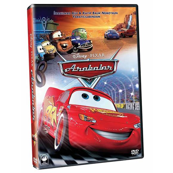 Arabalar - DVD