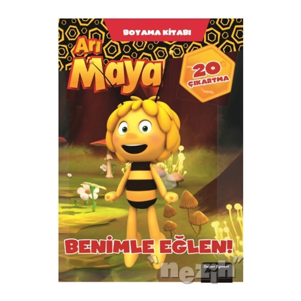 Ari Maya Benimle Eglen Boyama Kitabi Nezih