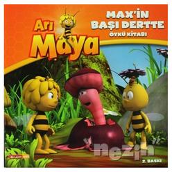 Arı Maya - Max'in Başı Dertte Öykü Kitabı - Thumbnail