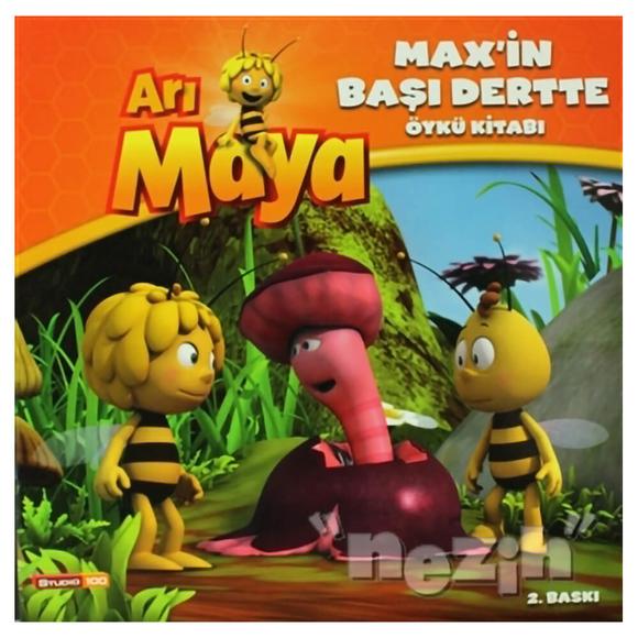 Arı Maya - Max'in Başı Dertte Öykü Kitabı