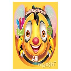 Arı - Şekilli Hayvanlar Serisi - Thumbnail