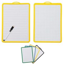 Ark Yazı Tahtası + Kalemi 18x26 cm 4701 - Thumbnail