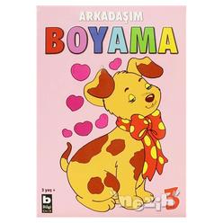 Arkadaşım Boyama 3 - Thumbnail