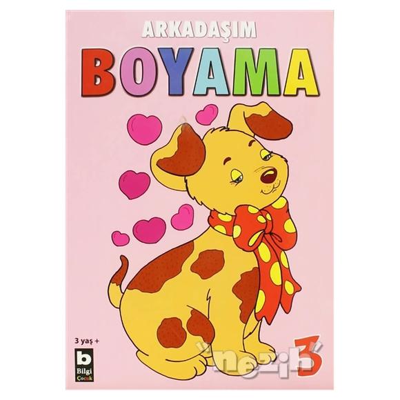 Arkadaşım Boyama 3