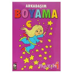 Arkadaşım Boyama 4 - Thumbnail