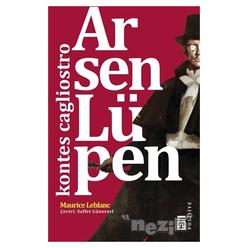 Arsen Lüpen- Kontes Cagliostro - Thumbnail