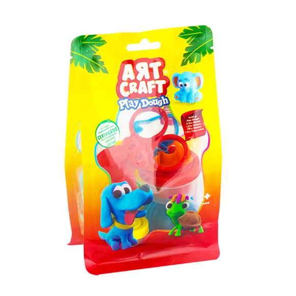 Art Craft 4'Lü Polybag Oyun Hamuru Seti 3548