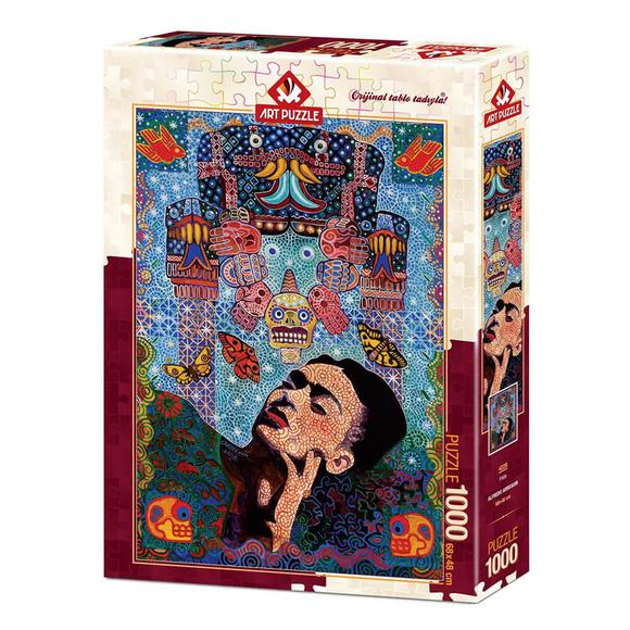 Art Puzzle Frida 1000 Parça Puzzle 4228