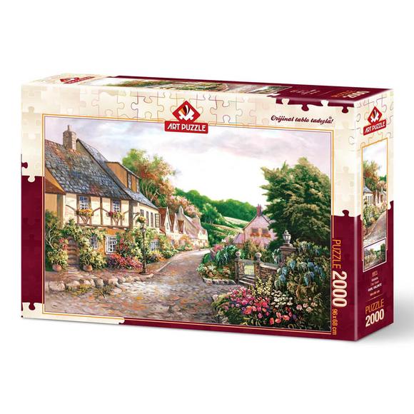 Art Puzzle Kasaba 2000 Parça Puzzle 4571