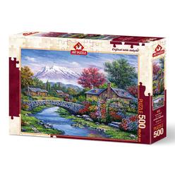 Art Puzzle Kemer Köprü 500 Parça Puzzle 4213 - Thumbnail
