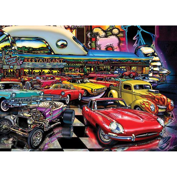 Art Puzzle Klasikler 260 Parça Puzzle 4281