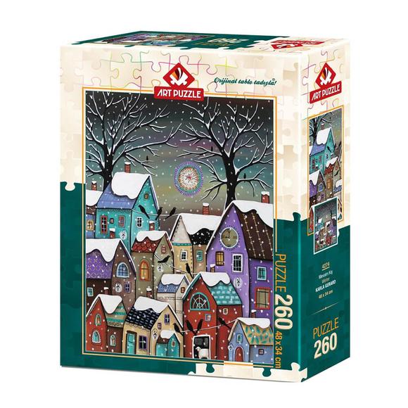 Art Puzzle Mevsim Kış 260 Parça Puzzle 4274