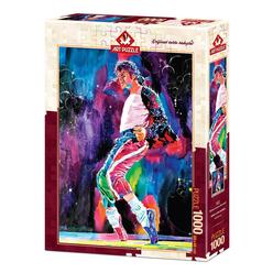Art Puzzle Michael Jackson Moonwalk 1000 Parça Puzzle 4227 - Thumbnail