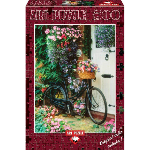 Art Puzzle Velesbit Bisiklet 500 Parça Puzzle 4166