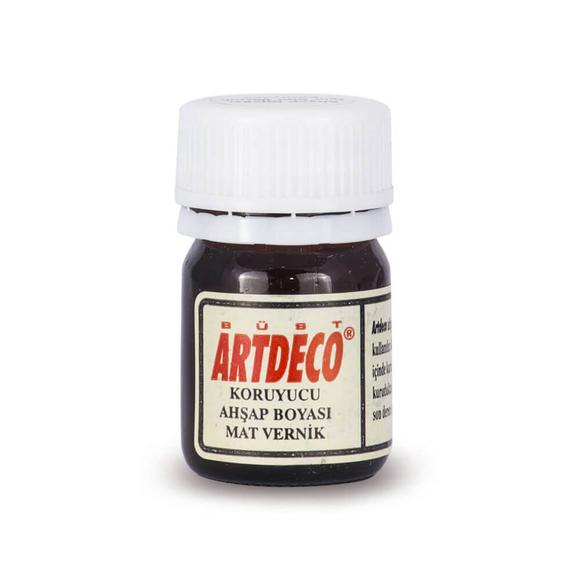 Artdeco Ahşap Vernik Mat 25 ml Y-053A-976