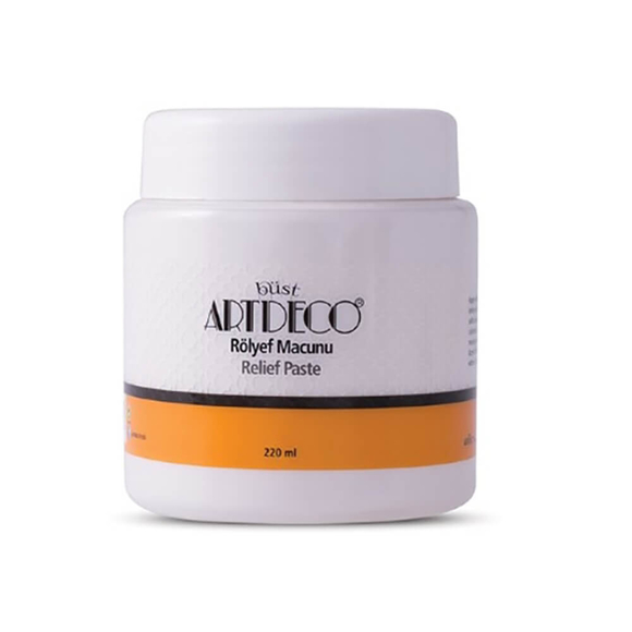 Artdeco Rölyef Macunu 220 ml Y-029N-915