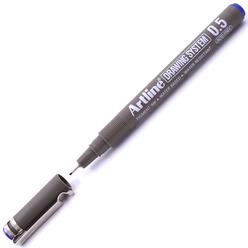 Artline Çizim Kalemi 0.5 mm Mavi EK-235 - Thumbnail