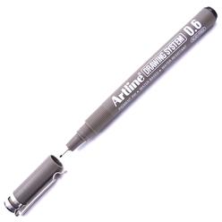 Artline Çizim Kalemi 0.6 mm Siyah EK-236 - Thumbnail