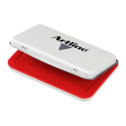 Artline Istampa Pad Kırmızı EHJ-3 - Thumbnail