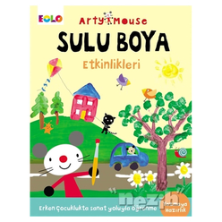 Arty Mouse - Sulu Boya Etkinlikleri - Thumbnail
