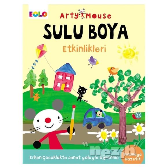 Arty Mouse - Sulu Boya Etkinlikleri
