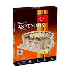 Aspendos 47 Parça 3D Puzzle C155H - Thumbnail