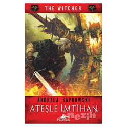 Ateşle İmtihan - The Witcher Serisi 5 - Thumbnail