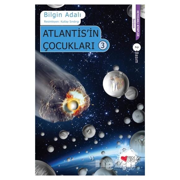 Atlantis'in Çocukları 3