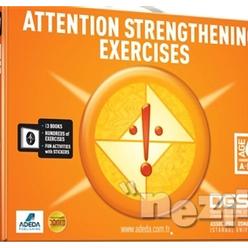 Attention Strengthening Exercises Dikkati Güçlendirme Seti Anasınıfı (6 Yaş İngilizce) - Thumbnail
