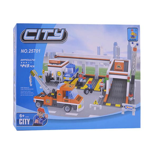 Ausini City Şehir Seti 443 Parça 25701