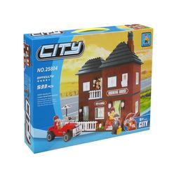 Ausini City Şehir Seti 533 Parça 25804 - Thumbnail