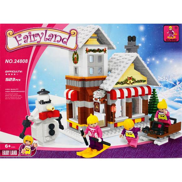 Ausini Fairyland Peri Seti 523 Parça 24808