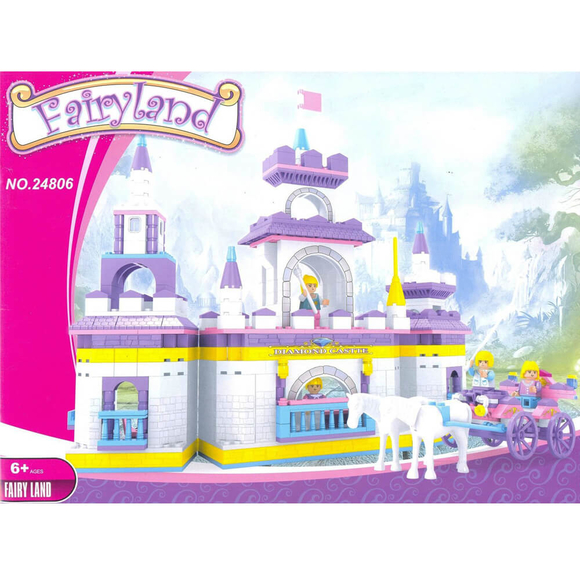 Ausini Fairyland Peri Seti 614 Parça 24806