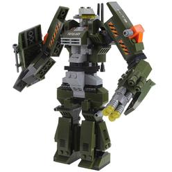 Ausini Robot Seti 276 Parça 25560 - Thumbnail