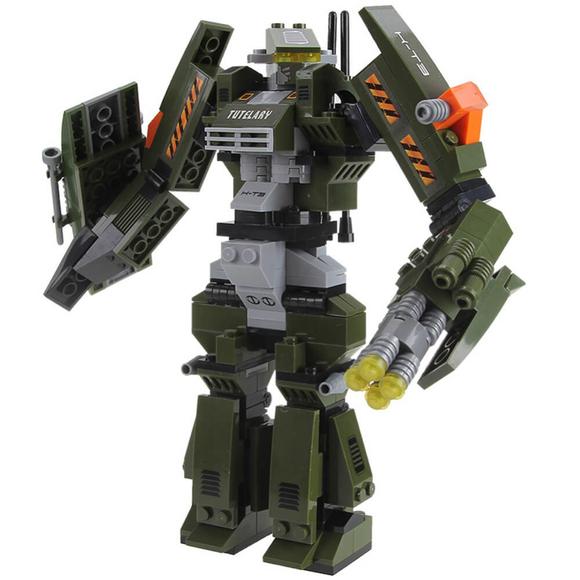 Ausini Robot Seti 276 Parça 25560