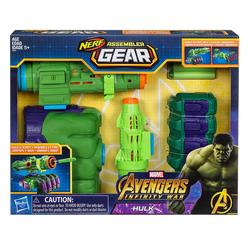 Avengers Assembler Gear Hulk Yumruk E0612 - Thumbnail