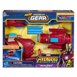Avengers Assembler Gear Iron Man Zırh E0562 - Thumbnail