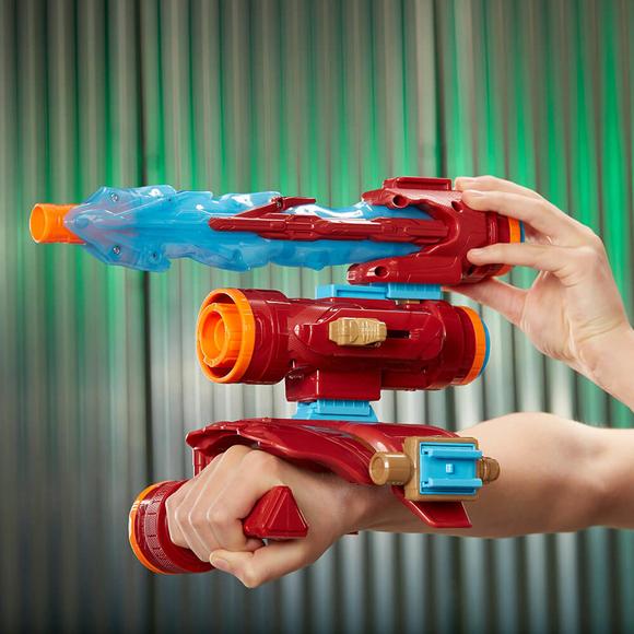 Avengers Assembler Gear Iron Man Zırh E0562
