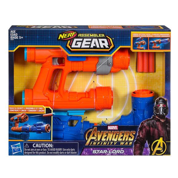 Avengers Assembler Gear Star-Lord Uzay Tabancası E0604