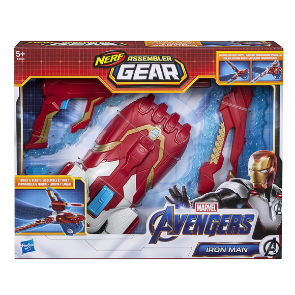 Avengers Endgame Assembler Gear 2.0 Iron Man Zırh E3354