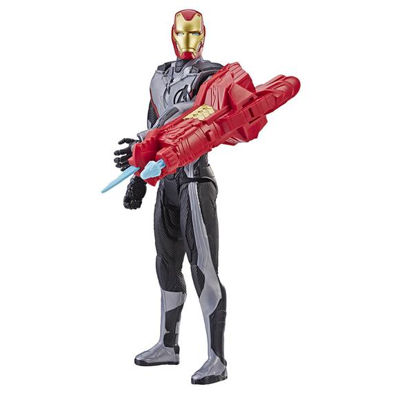 Avengers Endgame Titan Hero Power Fx 2.0 Iron Man Figür E3298