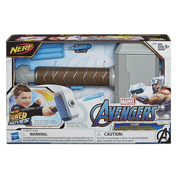 Avengers Power Moves Thor E7379