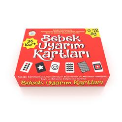 Aybino Bebek Uyarım Kartları Kutu Oyunu - Thumbnail